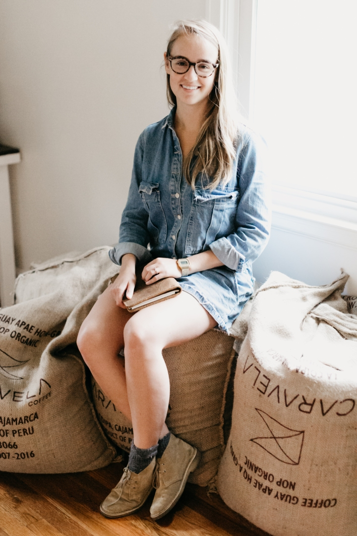 Humans of coffee: Gabriela Kavanaugh