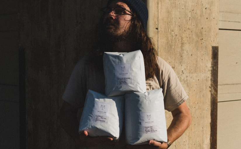 Humans of coffee: AndrewSinclair